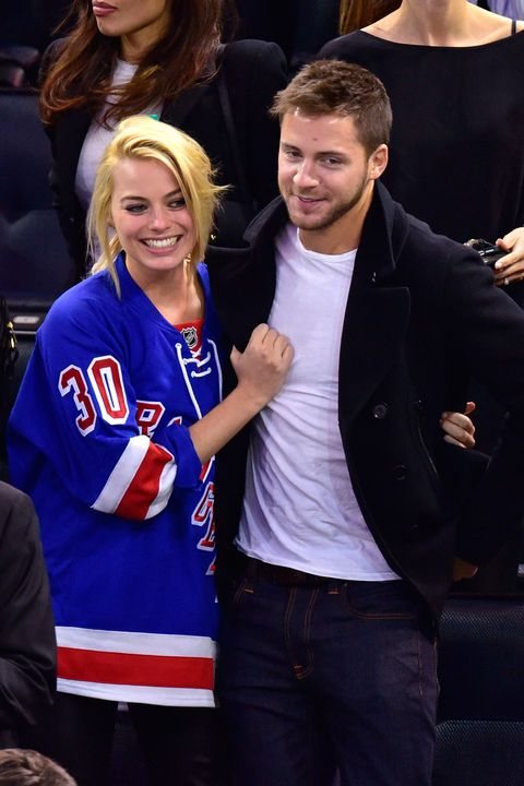 Margot Robbie husband, Margot Robbie married