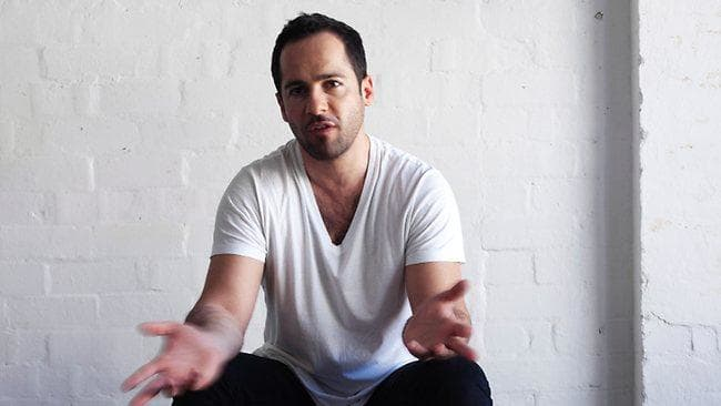 Alex Dimitriades dated several girlfriends but hasn't married yet.