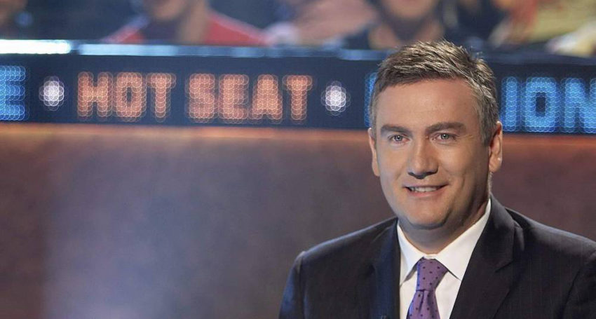 Australian TV Presenter and Businessman Eddie McGuire Net Worth, House and Property, Married Life, Husband, Children