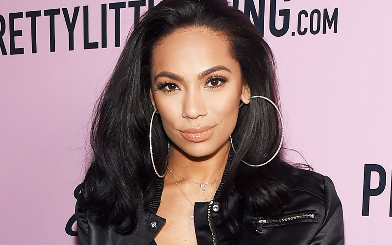 Erica Mena had both boyfriends and girlfriends in the past whereas she seems to be single at present.