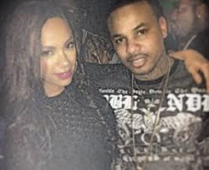 Erica Mena and rapper Chinx Drugzz