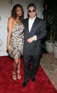 Erica Mena and her former boyfriend, Scott Storch