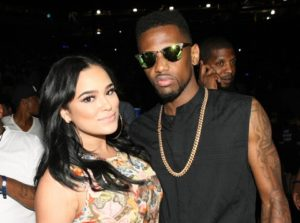 Erica Mena and her former partner, John David Jackson also knows as Fabolous