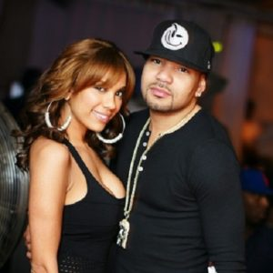 Erica Mena and her former boyfriend, DJ Envy