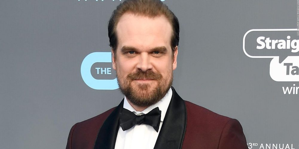 Who is David Harbour Dating after Breakup with Ex-Girlfriend? Is He Married or Not?