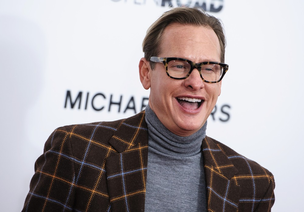 Carson Kressley dating life