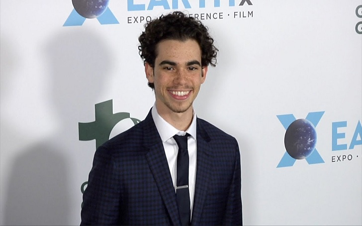Cameron Boyce, dating, girlfriend, career, movies, Brenna D'Amico