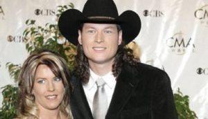 Kaynette Williams and her former husband Blake Shelton