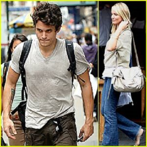 Cameron Diaz and John Mayer