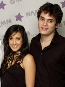 John Mayer and Vanessa Carlton