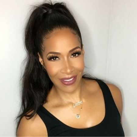 Sheree Whitfield is dating her boyfriend, Tyrone Gilliams
