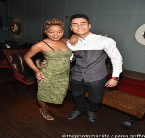 Keke Palmer & Quincy Brown