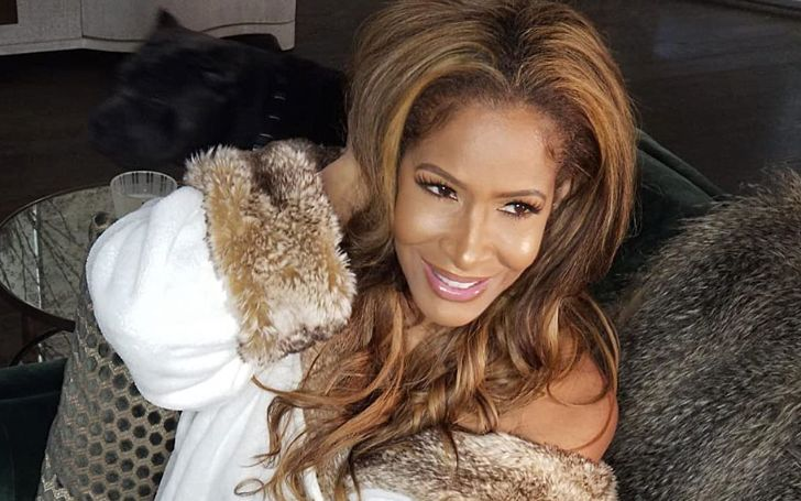 Sheree Whitfield found the right one for her!