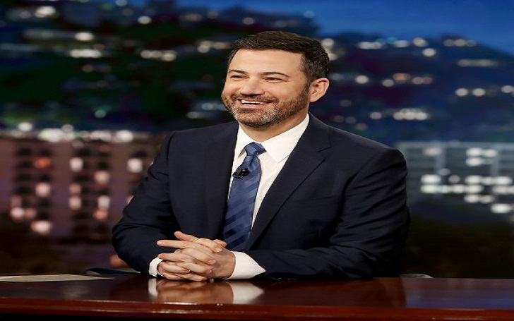 Jimmy Kimmel is in a marital relationship with his second wife Molly McNearney since 2013.