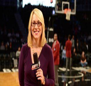 Doris Burke salary from ESPN