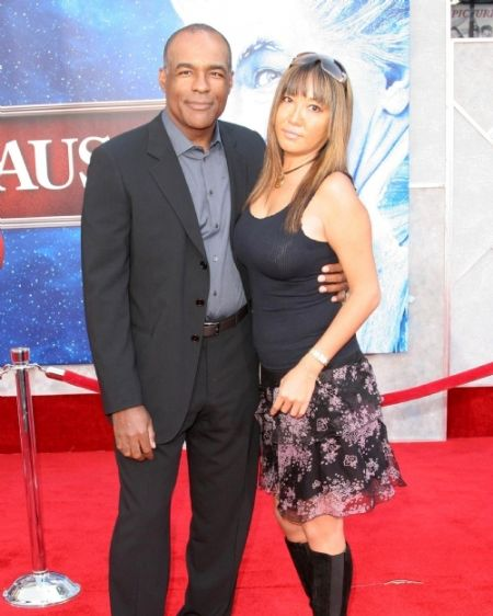 Michael Dorn and Kelly married secretly