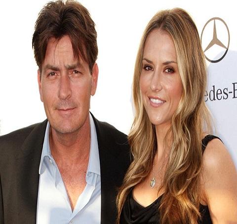 Charlie Sheen ex-wife Brooke's Mueller