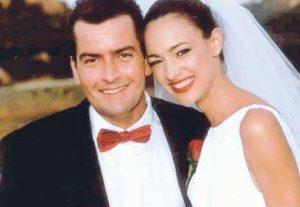 Donna Peele and Charlie Seen wedding