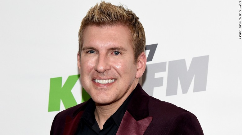 Todd Chrisley is not gay!