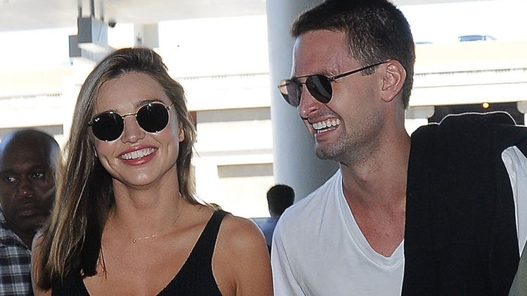 Evan Spiegel Marrying Miranda Kerr is not unlikely as he loves her