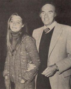 Susan Dey and Her Ex-Husband Lenny Hirshan