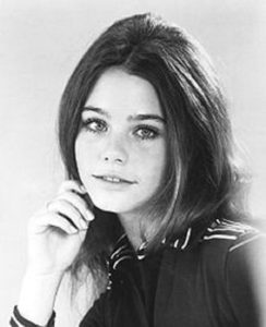 Susan Dey's childhood photo