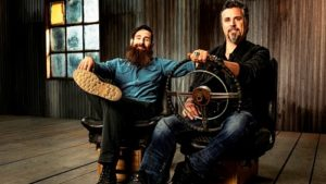 'Fast N' Loud's' Richard Rawlings, Aaron Kaufman