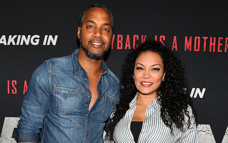Egypt Sherrod has a blissful Married Life with her Husband and has a beautiful Daughter talks about her new show!