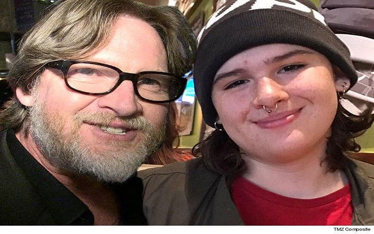 Donal Logue Daughter