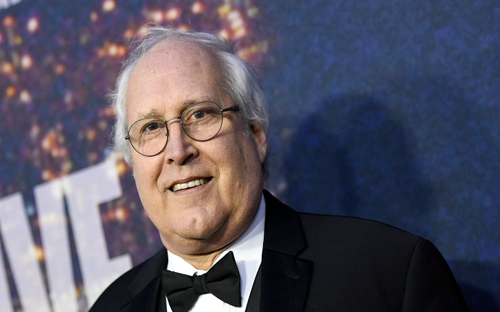 Chevy Chase Married life