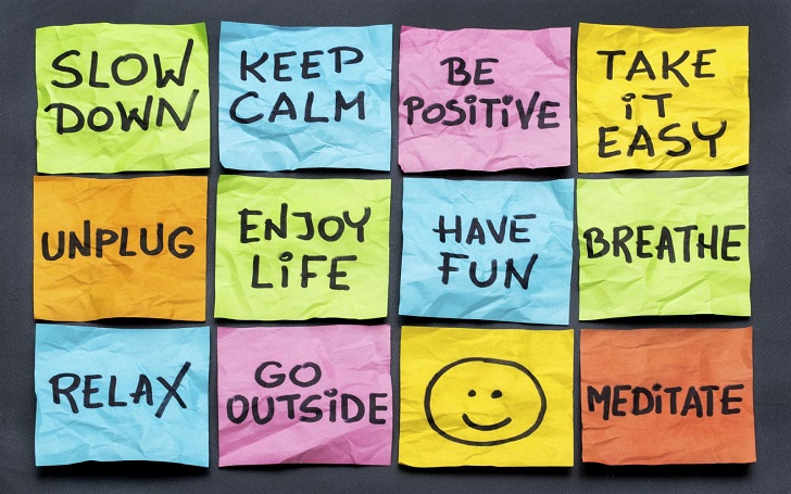 Effective Ways to Beat Stress: Meditate, talk to comfortable person, take little meal, manage your schedule, seek help.