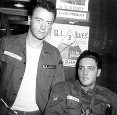 Elvis Presley & Red West