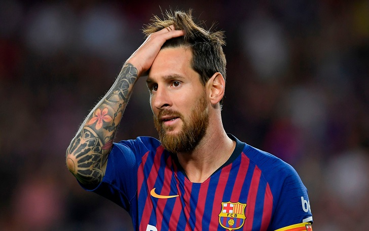 Lionel Messi married, career, salary, wife, children, net worth, wiki