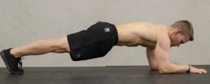 Few seconds of plank per day does wonder to one's muscles, weights and immunity.