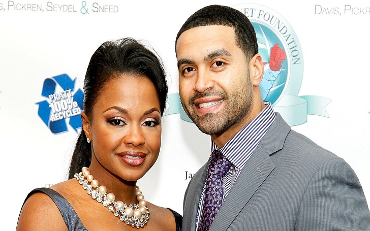 Phaedra Park's Married