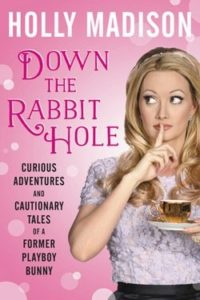 Holly Madison claims girls had to wash their FEET before getting in bed with Hugh Hefner in her book published in July 2015.