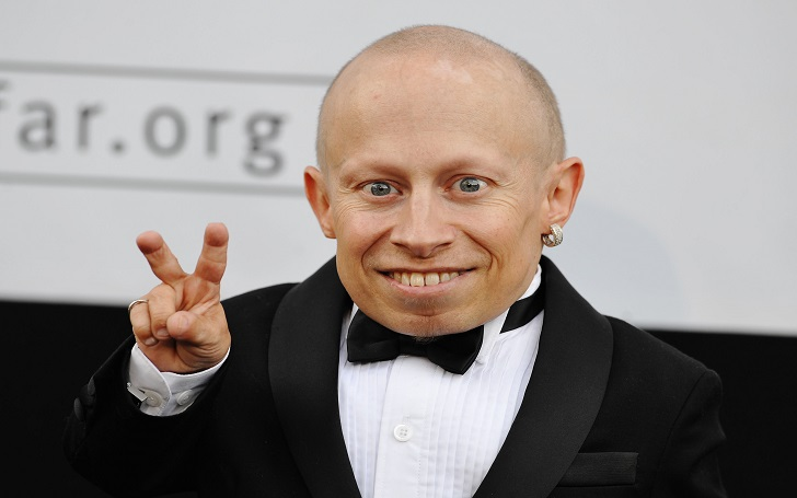 Verne Troyer died