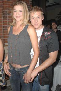 Adrianne Palicki and her ex-boyfriend Alan Tudyk