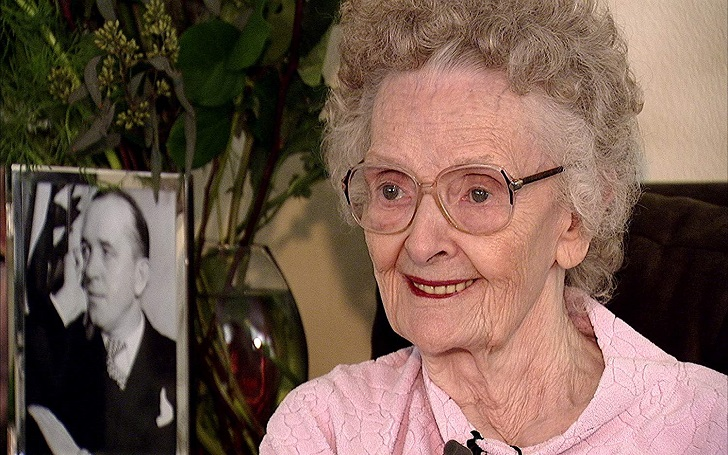 ActressLois Laurel Hawes famously known as thedaughter of comedian Stan Laurel dies at the age of 89!