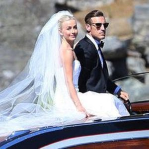 Julianne Hough is officially off the market as she had her wedding with Brooks Laich