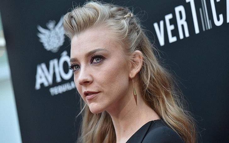 Natalie Dormer is engaged to her lover Anthony Byrne