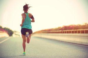 Start running and stop basking