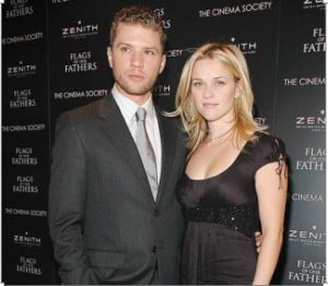 Reese Witherspoon and her ex-husband Ryan Phillippe giddily happy 6 months before their split.