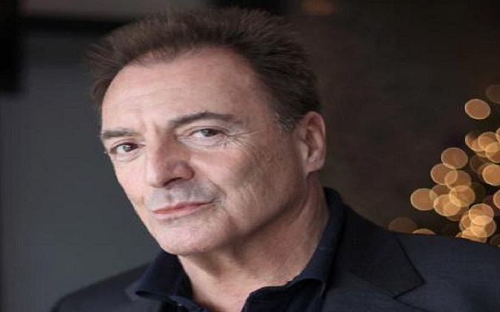 Armand Assante married his wife Karen McArn in 1982 but divorced in 1994