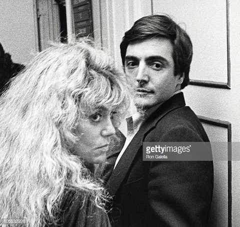 Dyan Cannon and Armand Assante