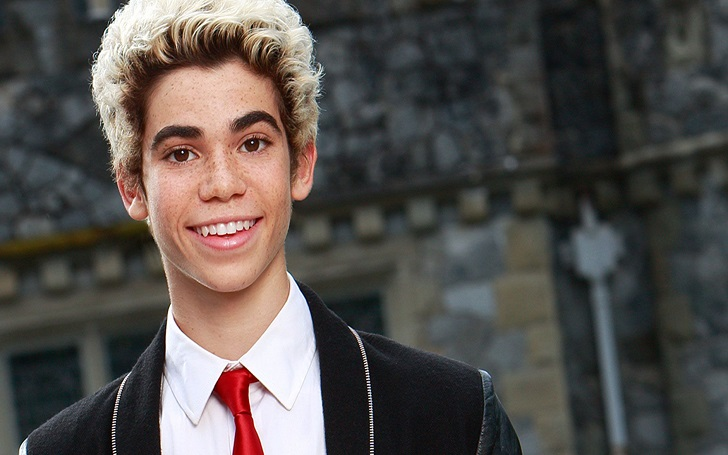 Also know about his surprise for fan in Disneyland, Cameron Boyce girlfriend, Brenna D'Amico, Carlos Crush, Rumors, dating in this wiki-bio.