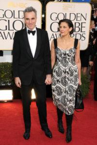 Daniel Day & Rebecca Miller