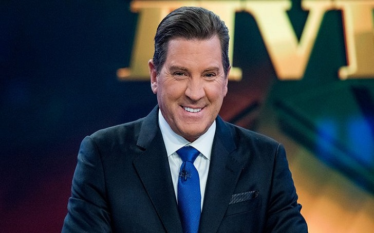 Eric Bolling is married to his girlfriend turned wife Adrienne Bolling
