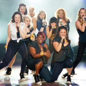 "Ester Dean in the movie ""Pitch Perfect"""