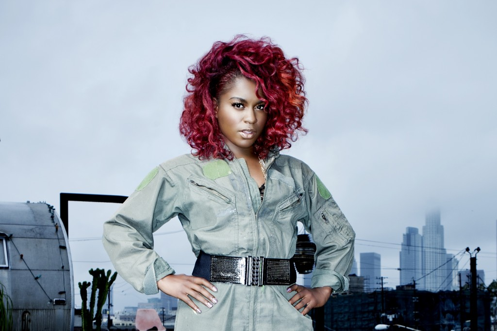 Ester Dean portrayed the role of a lesbian in the movie Pitch Perfect